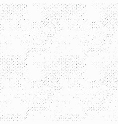 white grunge seamless texture vector image