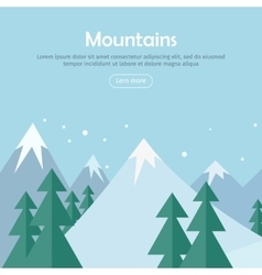Mountaineering mountain climbing alpinism concept vector