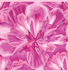 macro flower bloom seamless pattern floral petal vector image
