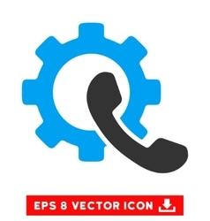 Phone configuration eps icon vector