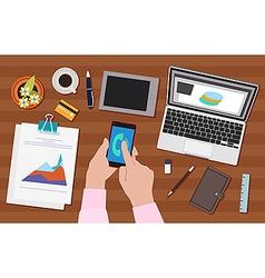 Work activity vector