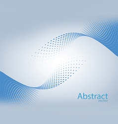 Abstract template background blend vector