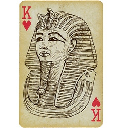 Tutankhamun vector