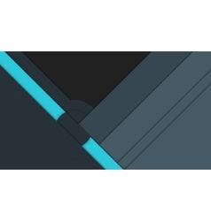 Material design background layout vector