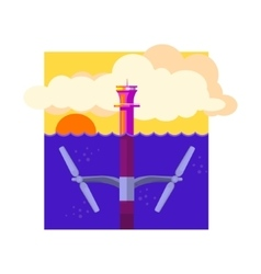 Alternative energy tidal power vector