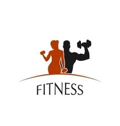 icon Sports Club vector image