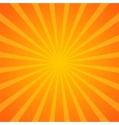 Sunburst background wallpaper vector image