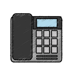 Phone icon image vector
