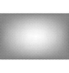 Medium dots halftone background Overlay vector image vector image