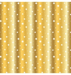 Stars gold background cartoon white vector