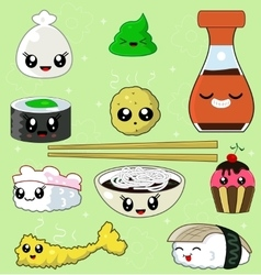 Sushi collection - file vector