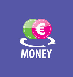 Logo money vector