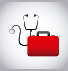 First aid design vector