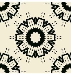 Endless abstract wallpaper design vector image vector image