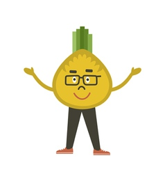 Onions the guy vector