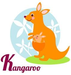 KangarooL vector image