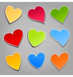 love icon vector image