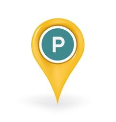 Parking location vector