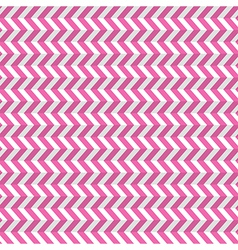 Seamless abstract pink toothed zig zag paper vector