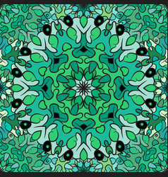 Seamless pattern in eastern style colored vector