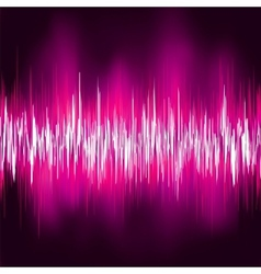 waveform vector image