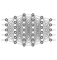 Neural net neuron network vector