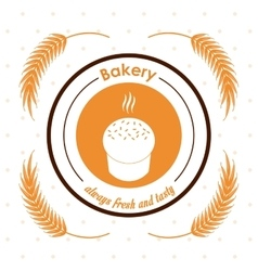 Bakery icons design vector