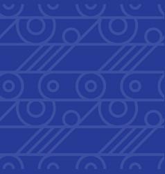 Basic wheel mechanism seamless pattern vector