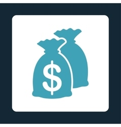 Funds icon vector