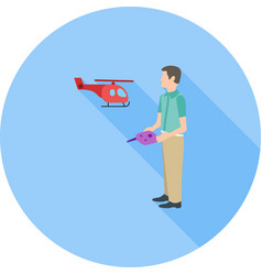 Playing with helicopter vector