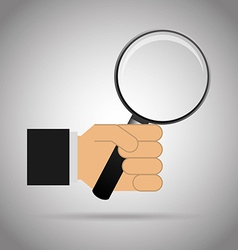 search jobs vector image