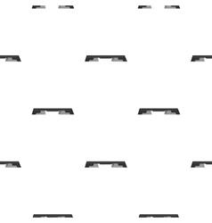 Fitness step board icon cartoon Single sport icon vector image