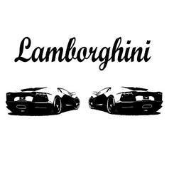 Lamborghini vector image vector image