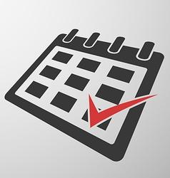 Organizer Stock vector image vector image