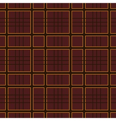 Plaid pattern vector image vector image
