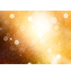 Elegant abstract background with bokeh eps 10 vector