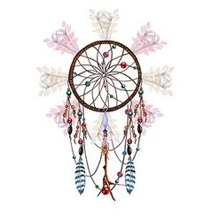 Dreamcatcher4 vector