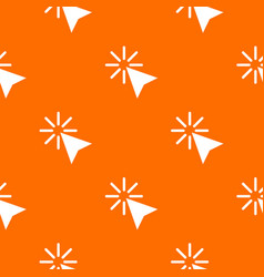 Click pattern seamless vector