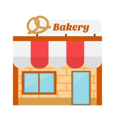 bakery icon made in flat design vector image vector image
