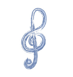 Music notes design vector