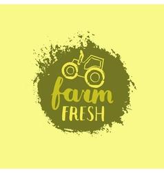 FarmFresh vector image