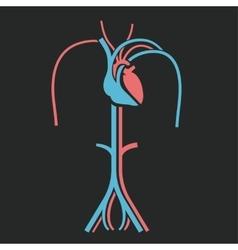 Heart Icon 05 A vector image