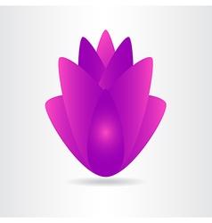 Abstrackt flower vector