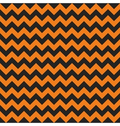 Halloween chevron seamless pattern vector