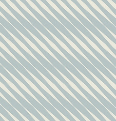 Seamless pattern from diagonal lines Striped vector image