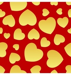 Valentine seamless background vector