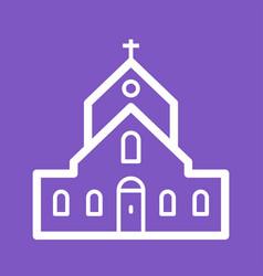 Church building ii vector
