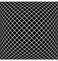 Black diagonal pattern in vector image