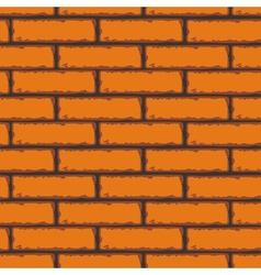 Seamless patterns of brick walls stock vector