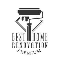 Best premium home repair and renovation service vector